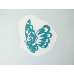 Appliqué flex papillon