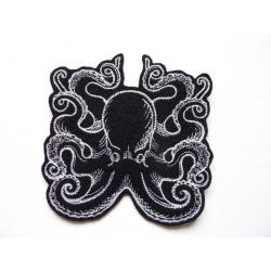Appliqué pieuvre (octopus)