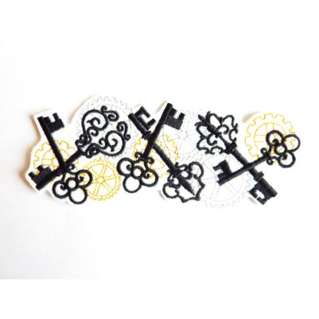 Clés steampunk (Keys)