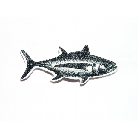 Patch thermocollant thon albacore (poisson)