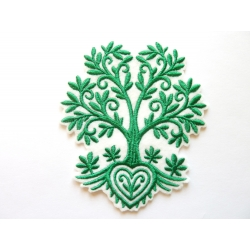 Patch thermocollant arbre de vie