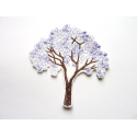 Patch thermocollant arbre (Jacaranda)