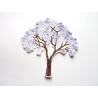 Patch thermocollant arbre (Jacaranda)