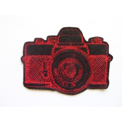Patch appareil photo thermocollant