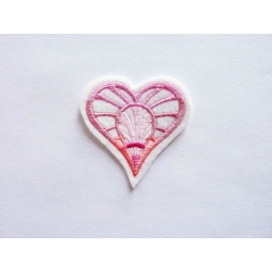 Patch thermocollant coe rose