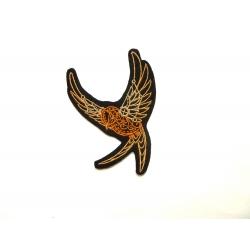 Ecusson oiseau premier vol