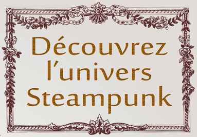 Découvrez nos écussons steampunk
