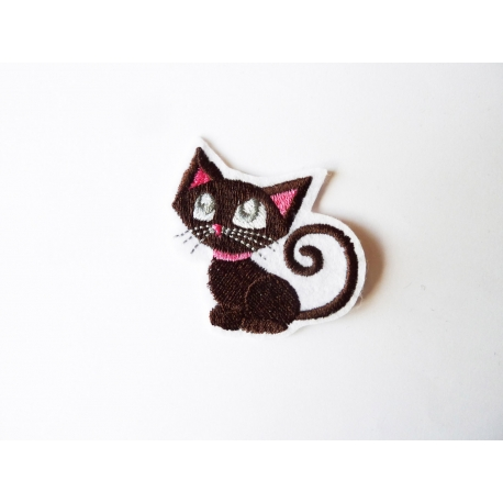 Chat assis Patch thermocollant