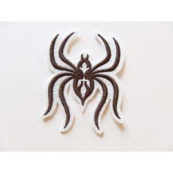 Broderie machine grande araignée