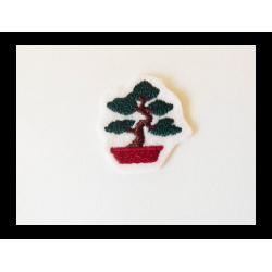 Patch thermocollant petit bonsaï