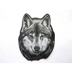 Patch thermocollant tête de loup