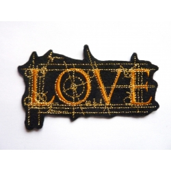 Patch thermocollant love scientifique