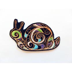 Patch thermocollant escargot doodle (snail)