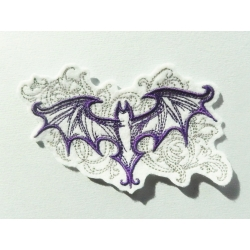 Patch thermocollant chauve-souris