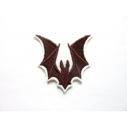 Patch thermocollant chauve-souris en vol