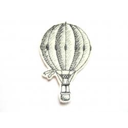 Ecusson thermocollant petit ballon dirigeable