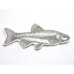 Ecusson thermocollant poisson chevenne (fish)